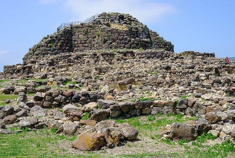 Barumini Nuraghe places to see in Sardinia